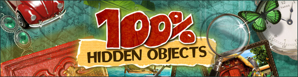 Game 100 Hidden Objects
