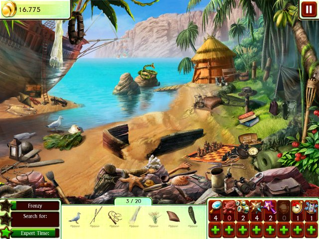 Game screenshot  «100% Hidden Objects» № 1