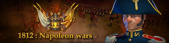 Game 1812 Napoleon Wars