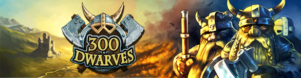 Game 300 Dwarves