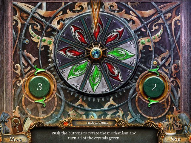 Game screenshot  «9 Clues: The Ward» № 6