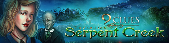 Game 9 Clues The Secret of Serpent Creek