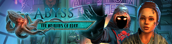 Game Abyss The Wraiths of Eden