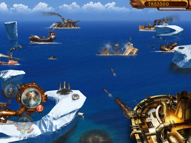 Game screenshot  «Admiral Nemo» № 3