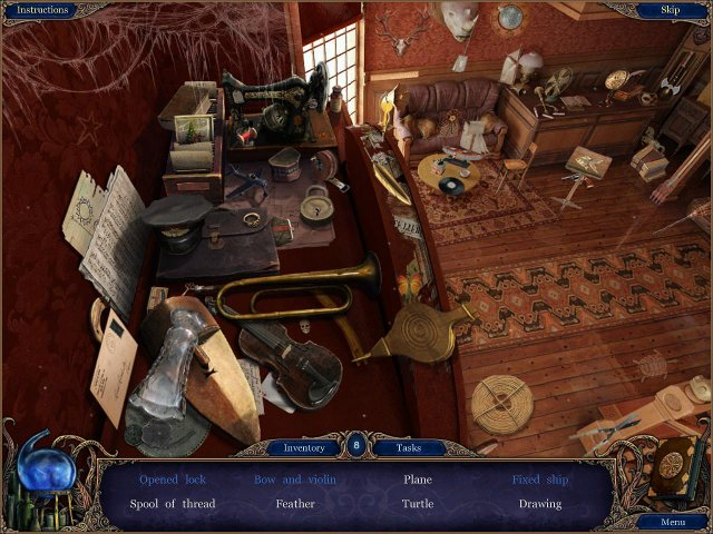 Game screenshot  «Alchemy Mysteries: Prague Legends» № 4