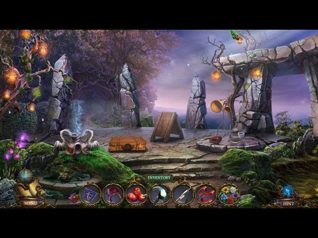 Game screenshot  «Amulet of Dreams» № 7