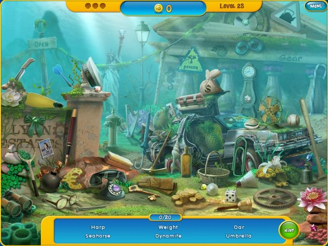Game Screenshot «Aquascapes» № 5