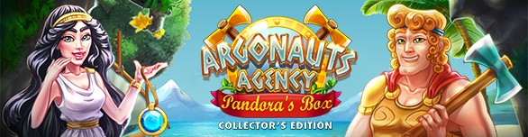 Game Argonauts Agency Pandora s Box Collector s Edition