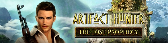 Game Artifact Hunter The Lost Prophecy