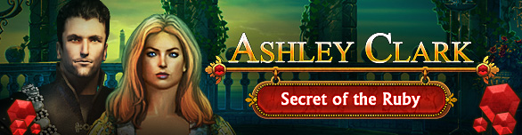 Game Ashley Clark Secret of the Ruby