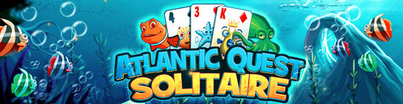 Game Atlantic Quest Solitaire