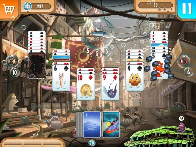 Game screenshot  «Atlantic Quest: Solitaire» № 7