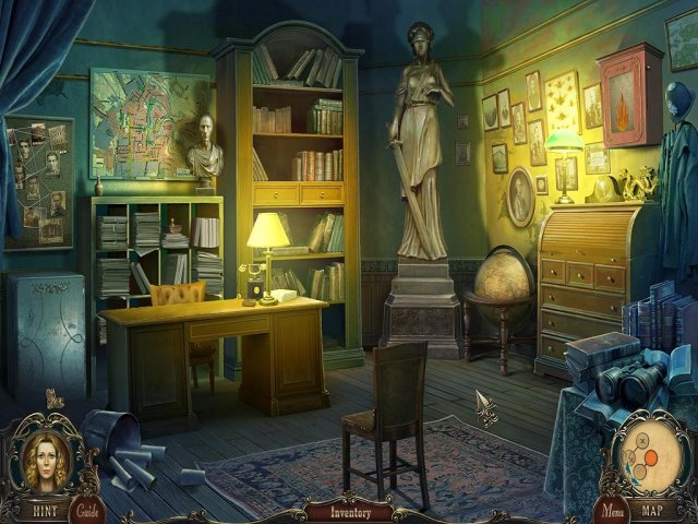 Game screenshot  «Brink of Consciousness: The Lonely Hearts Murders. Collector's Edition» № 6