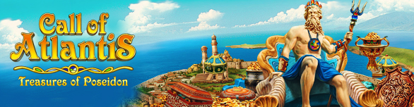 Game Call of Atlantis Treasure of Poseidon