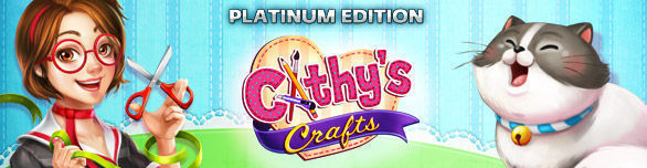 Game Cathy s Crafts Platinum Edition