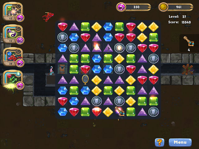 Game screenshot  «Caves and Castles: Underworld» № 1