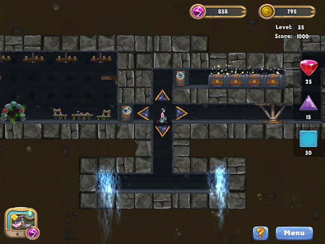 Game screenshot  «Caves and Castles: Underworld» № 5