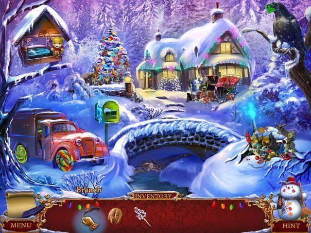 Game screenshot  «Christmas Adventure: Candy Storm» № 1