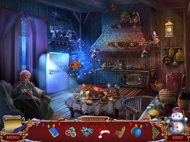 Game screenshot  «Christmas Adventure: Candy Storm» № 7