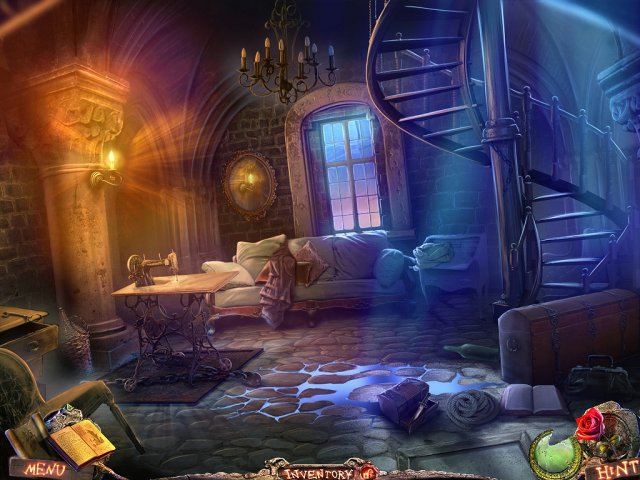 Game screenshot  «Chronicle Keepers: The Dreaming Garden» № 6