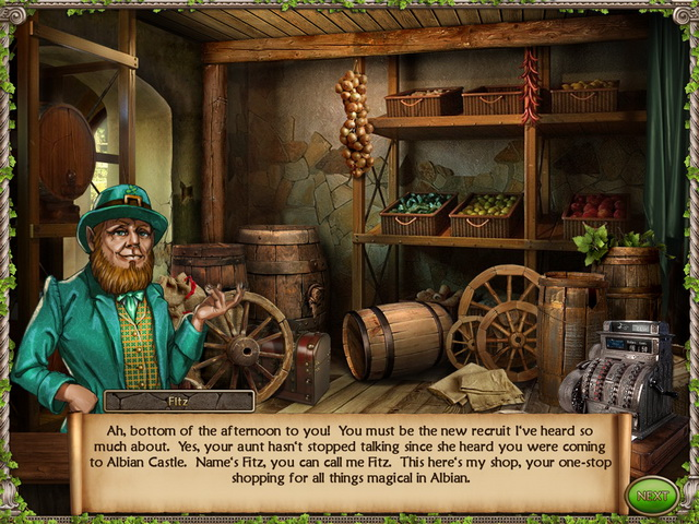 Game screenshot  «Chronicles of Albian: The Magic Convention» № 3
