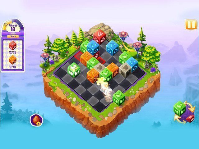Game screenshot  «Cubis Kingdoms» № 1