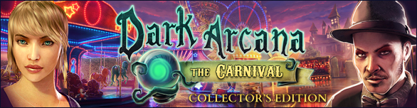 Game Dark Arcana The Carnival Collector s Edition