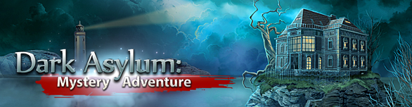 Game Dark Asylum Mystery Adventure
