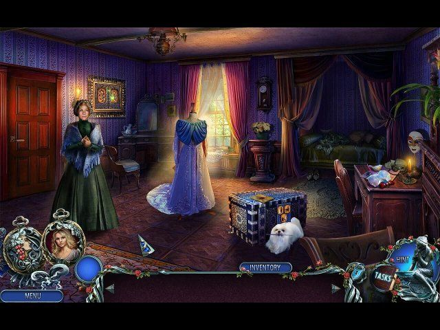 Game screenshot  «Dark Romance: Curse of Bluebeard. Collector's Edition» № 3