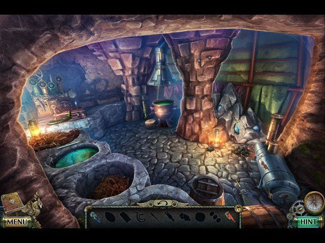 Game screenshot  «Darkness and Flame: Born of Fire» № 1