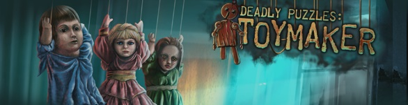 Game Deadly Puzzles Toymaker