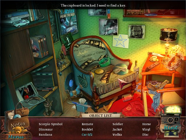 Game screenshot  «Deadly Puzzles: Toymaker» № 1