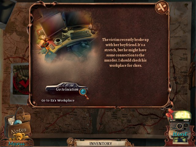 Game screenshot  «Deadly Puzzles: Toymaker» № 2