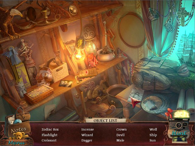 Game screenshot  «Deadly Puzzles: Toymaker» № 5
