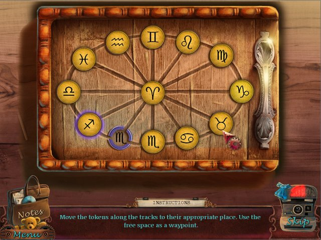 Game screenshot  «Deadly Puzzles: Toymaker» № 6