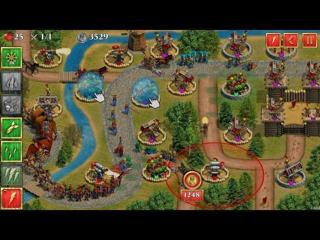 Game screenshot  «Defense of Roman Britain» № 1