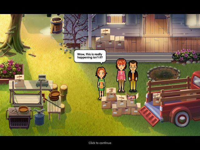 Game screenshot  «Delicious - Emily's Childhood Memories» № 3