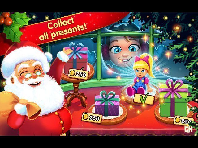 Game screenshot  «Delicious - Emily's Christmas Carol. Collector's Edition» № 3