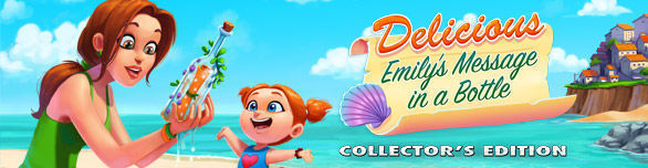 Game Delicious Emily s Message in a Bottle Collector s Edition