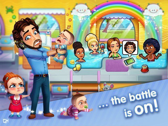 Game screenshot  «Delicious - Emily's Moms vs Dads. Collector's Edition» № 2