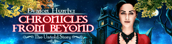 Game Demon Hunter Chronicles from Beyond The Untold Story