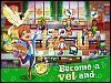 Game screenshot  «Dr. Cares: Pet Rescue 911. Collector's Edition» № 1