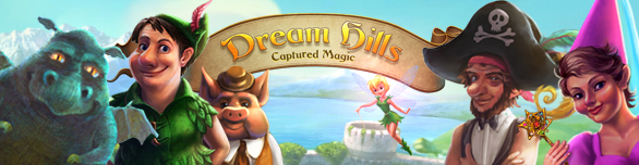 Game Dream Hills Captured Magic