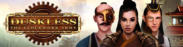 Game Duskless The Clockwork Army