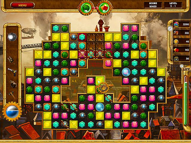 Game screenshot  «Duskless: The Clockwork Army» № 3