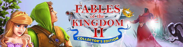 Game Fables of the Kingdom 2 Collector s Edition