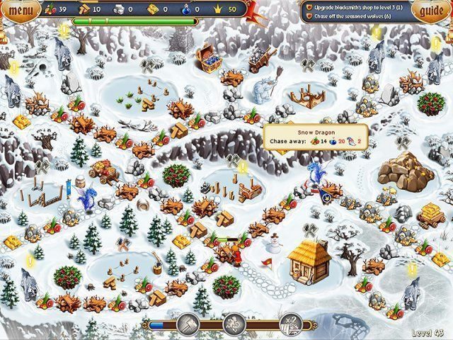 Game screenshot  «Fables of the Kingdom 2» № 4