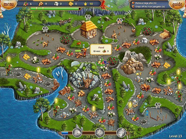 Game screenshot  «Fables of the Kingdom 2» № 6