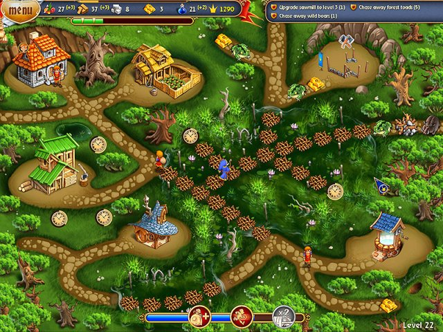 Game screenshot  «Fables of the Kingdom» № 3