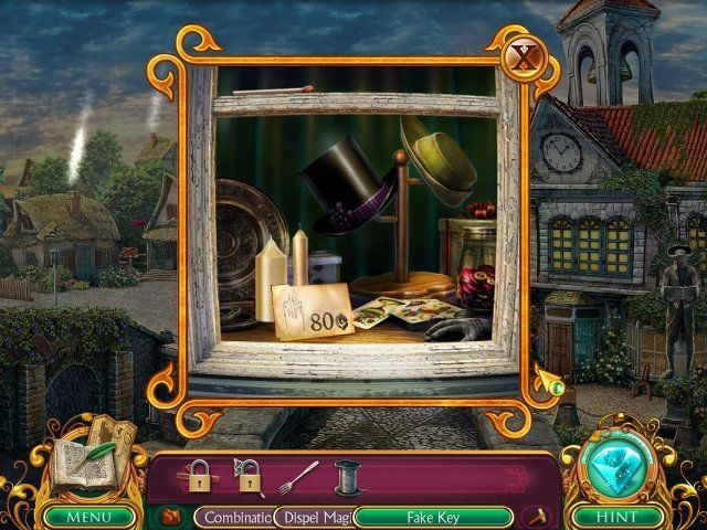 Game screenshot  «Fairy Tale Mysteries: The Beanstalk. Collector's Edition» № 2